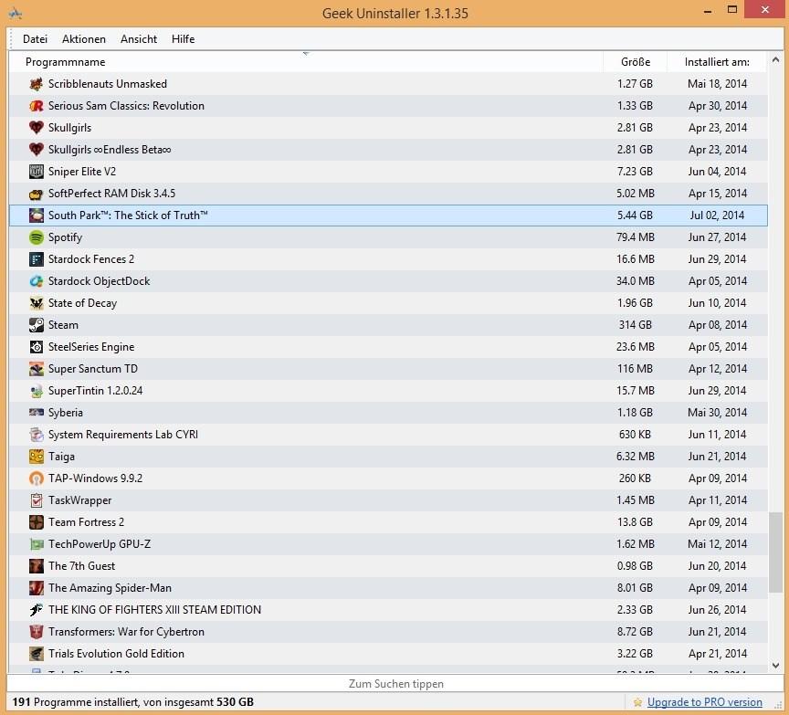 geek uninstaller pro 1.4.5.134