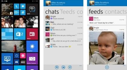 BlackBerry Messenger for Windows Phone