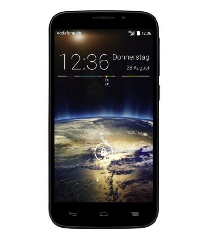 Vodafone Smart 4 Power und Smart 4 Turbo