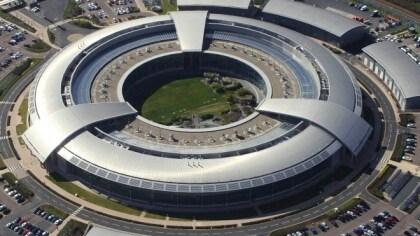 Hauptquartier des britischen Geheimdienstes GCHQ
