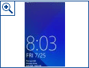 Live Lockscreen App f�r Windows Phone 8.1