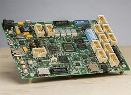 Intel Sharks Cove Development Board