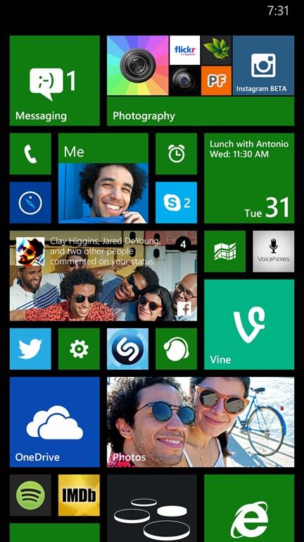 Microsoft: Alle Nutzer von Windows Phone 8 erhalten Windows 10