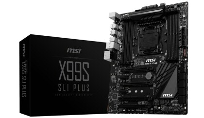 X99S SLI PLUS von MSI