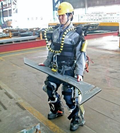 Daewoo Exoskelett