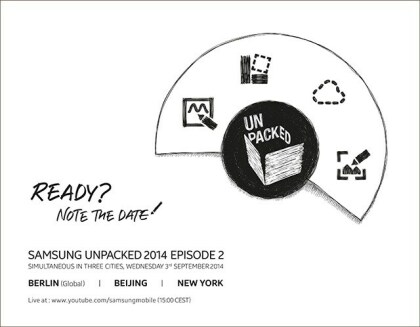 Unpacked: Samsung Galaxy Note 4