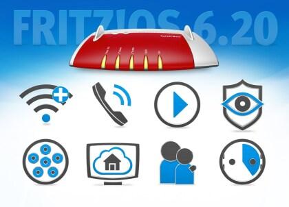 AVM FritzOS 6.20