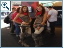 The Babes of GamesCom 2014