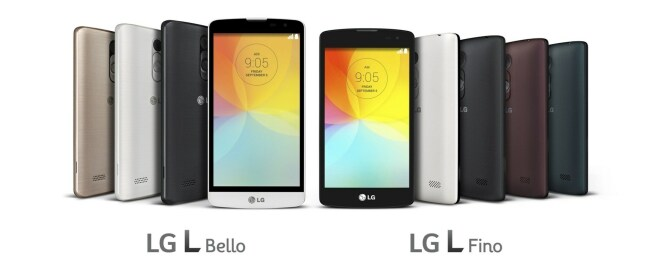 LG L Fino und LG L Bello