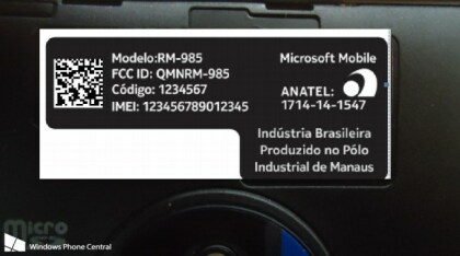 Nokia Lumia 830 (WBCentral)