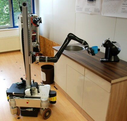 Haushalts-Roboter Marvin