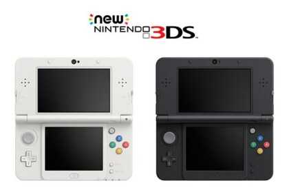 Nintendo 3DS & 3DS XL