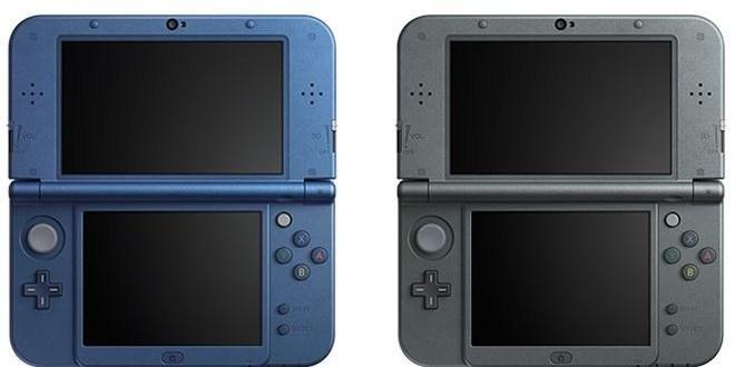 Nintendo 3DS & 3DS XL