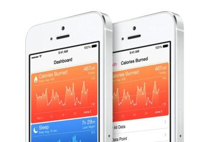 Apple: iOS 8 Health