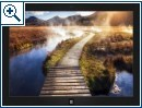 Windows-Themes von Weltraum bis Waldweg (30.08) - Bild 1