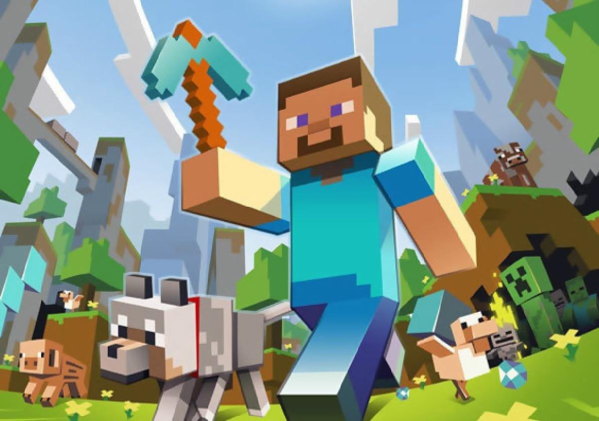 Minecraft Spielen Deutsch Minecraft Spielen Kinder Bild - Minecraft spielen kinder
