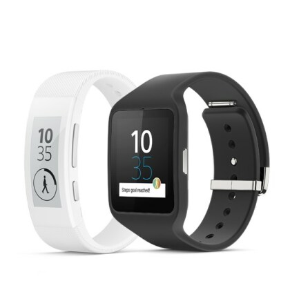 Sony SmartWatch 3 & SmartBand Talk