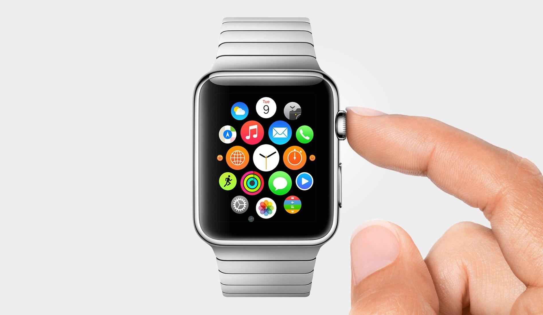 apple watch uhren