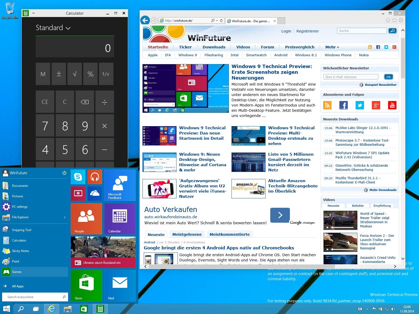 Vorsicht: Registry-Änderung verhindert Update von Windows 10