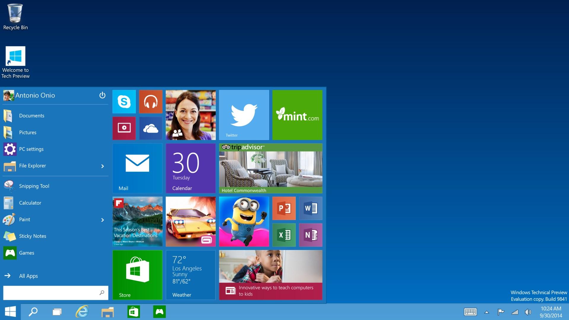 Windows 10: Windows Store wird viel mehr als Modern Apps bieten