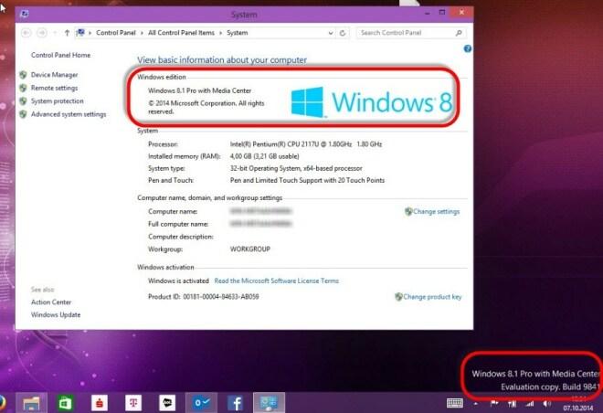 Windows 10 Technical Preview: Besser kein Media Center installieren