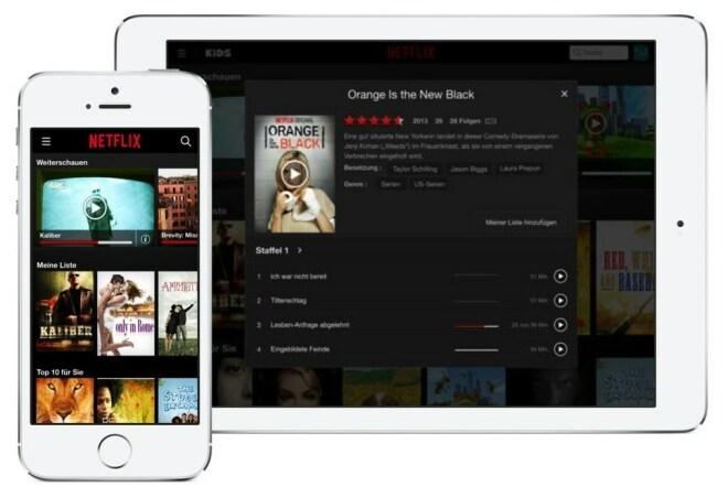 Netflix Apps