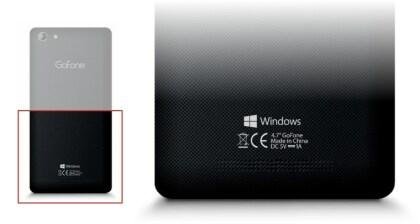 """GoFone mit """"Windows"""""""