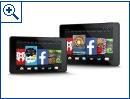Amazon Fire HD 6 und Fire HD 7