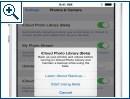 iCloud Drive f�r Windows