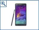 Samsung Galaxy Note 4 Pressebilder