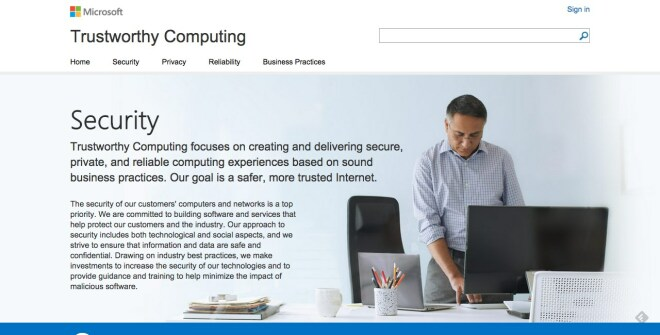 Trustworthy Computing Group