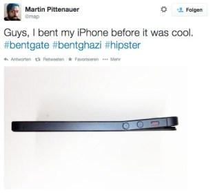 iPhone 6 Plus: Bent-Gate
