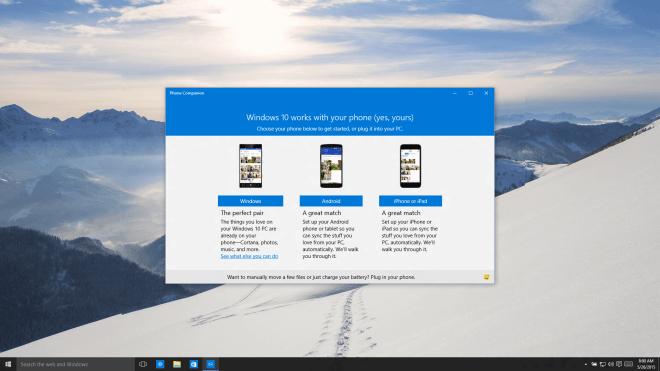 """""""Windows 10 hat alle lieb"""": Cortana kommt für Android und iOS"""