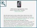iOS-Aktivierungssperre prüfen