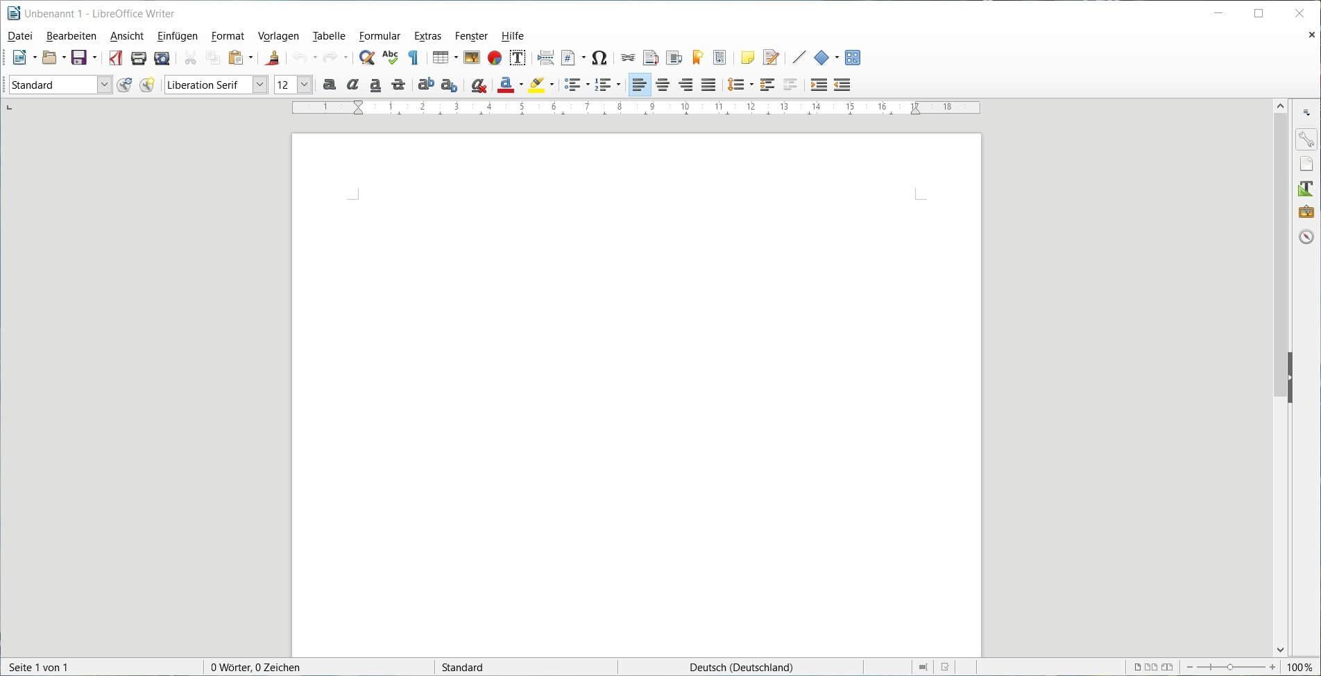 LibreOffice - Umfangreiche und quelloffene Office-Suite Download