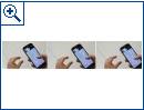 Gestensteuerung für Smartphones