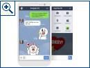 Line Messenger - Bild 1