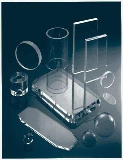 Sapir-Glas Produkte von GTAT