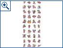 Facebook-Sticker in der Übersicht