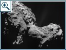 67P/Churyumov-Gerasimenko, Rosetta und Philae - Bild 3