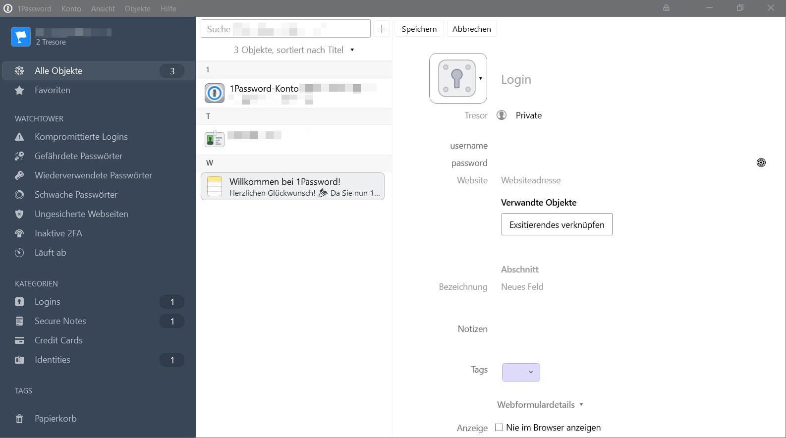 1Password: Umfassender Passwortmanager für Windows Download