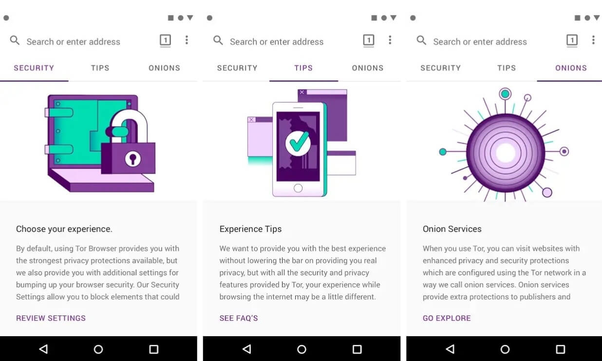Tor Browser: Offizielle Alpha-Version im Google Play Store