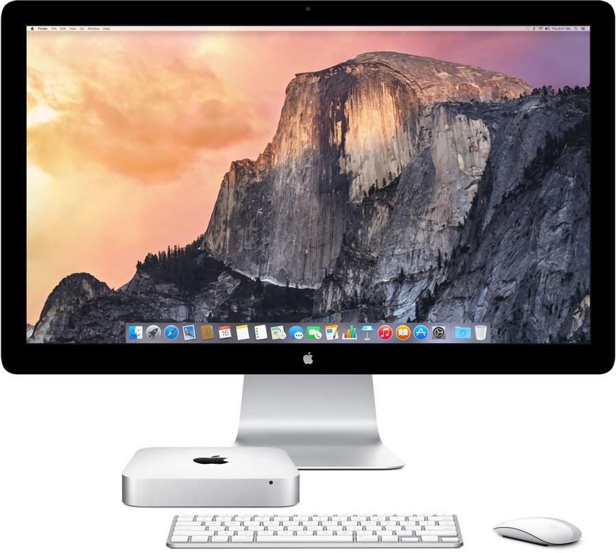 Apple: Der Mac mini wird eine wichtige Rolle in Zukunft spielen