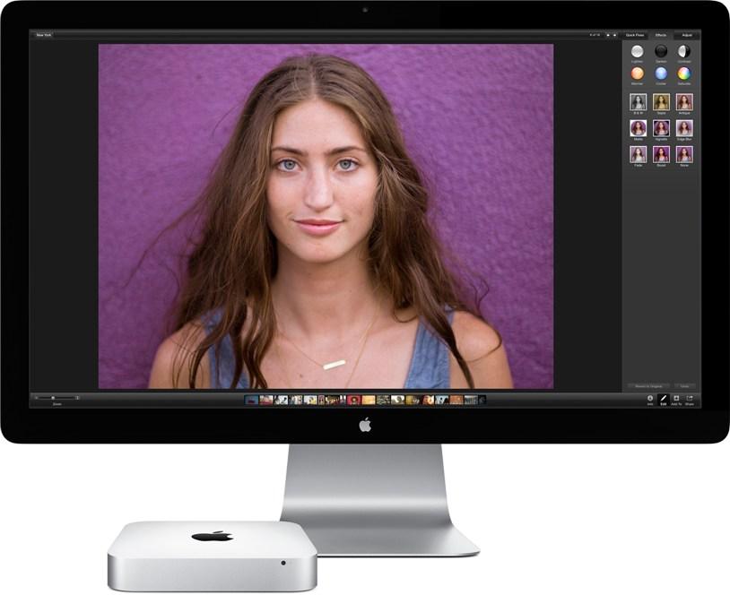 Apple-Chef: Mac mini