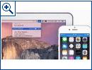iOS 8.1 - Bild 2