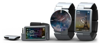 Phonebloks modulare Smartwatch Blocks