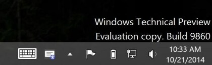 Windows 10 Technical Preview jetzt in neuer Version verfügbar