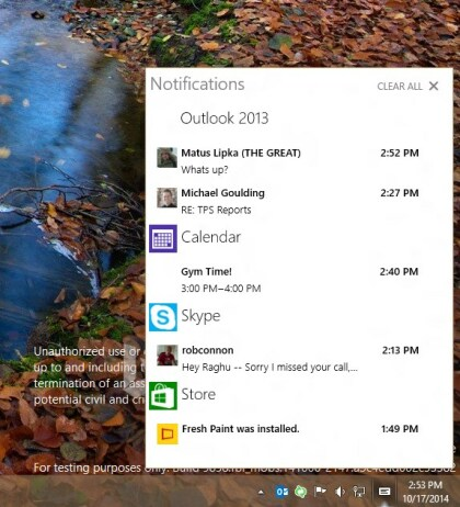 Windows 10 Preview (Build 9860)