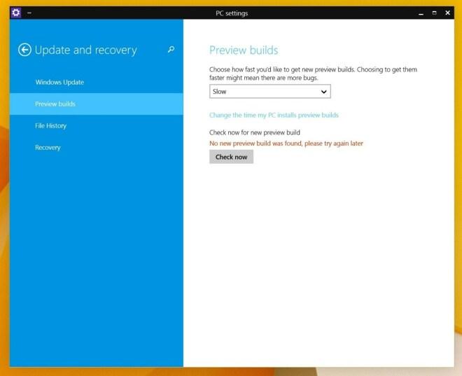 Windows 10 Technical Preview: Microsoft bringt schnellere Updates