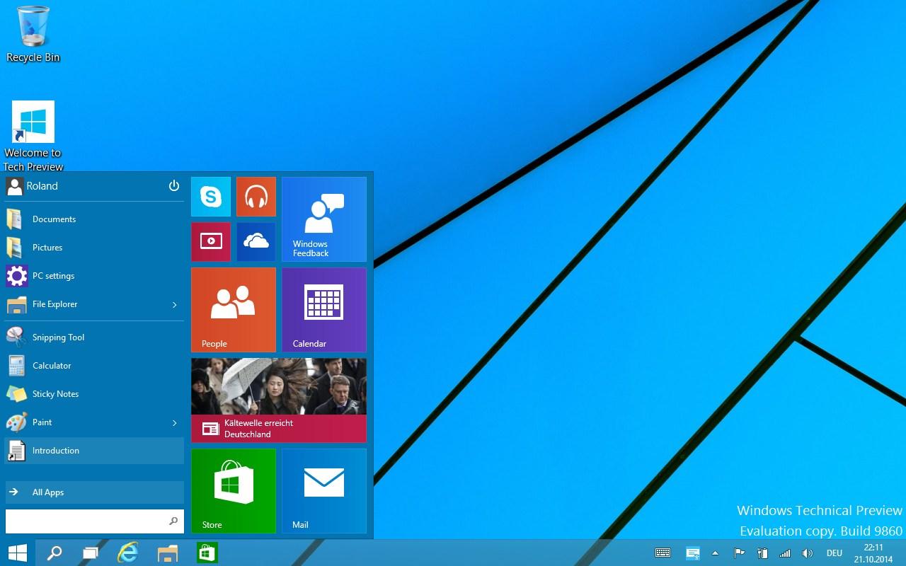 Sicherheit für Windows 10: Zwei-Faktor-Autorisierung und mehr